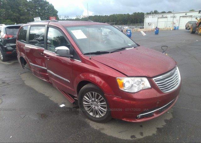 2C4RC1CG3DR541469 2013 Chrysler TOWN & COUNTRY