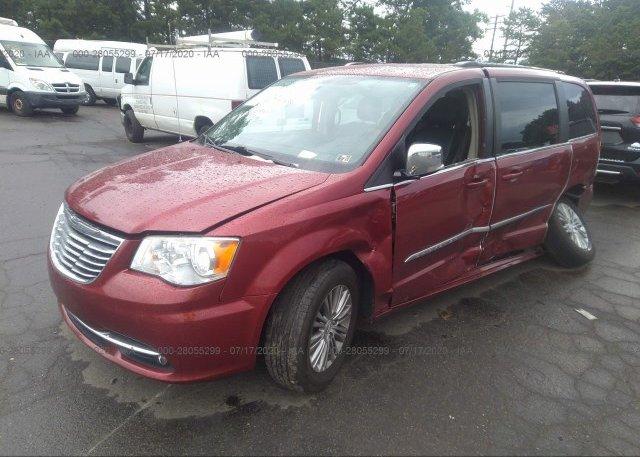 из сша 2013 Chrysler TOWN & COUNTRY 2C4RC1CG3DR541469