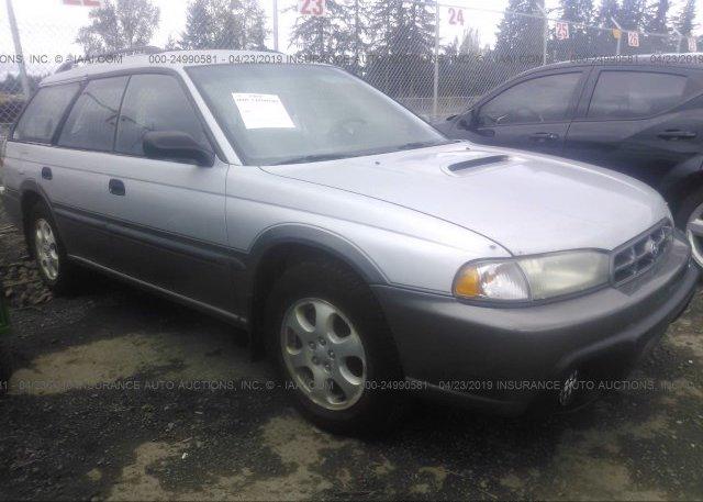Inventory #743855195 1999 Subaru LEGACY