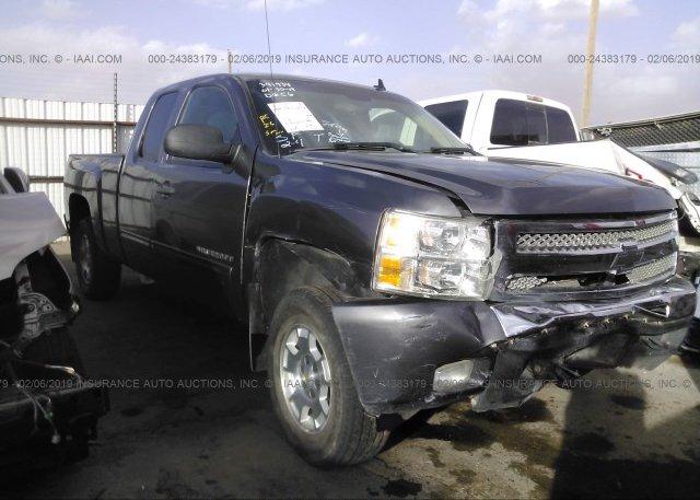 Inventory #179755114 2011 Chevrolet SILVERADO