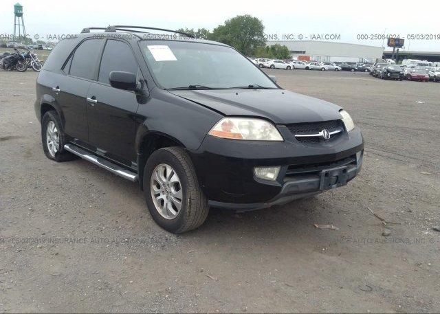 Inventory #400402658 2003 Acura MDX