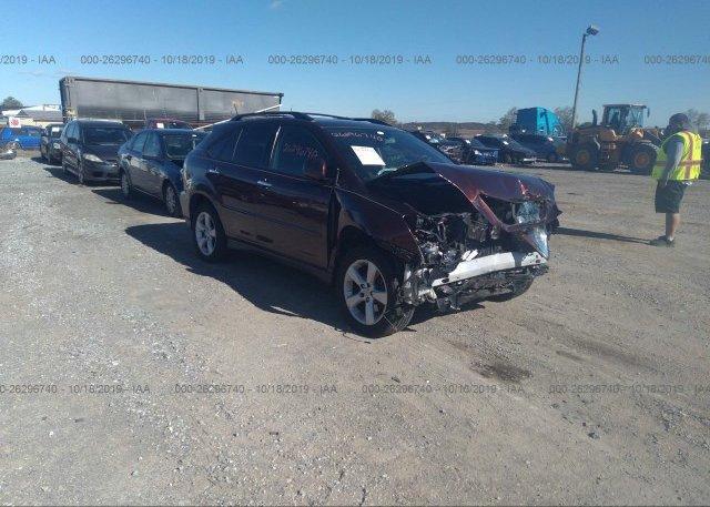 Inventory #148156257 2008 Lexus RX