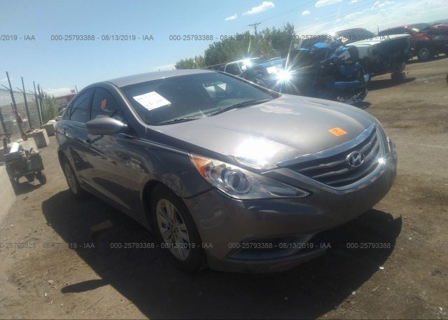Inventory #961858846 2011 Hyundai SONATA