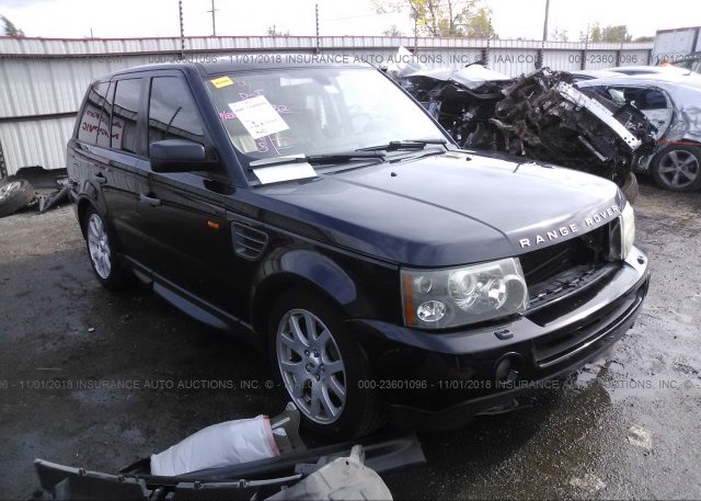 Inventory #213871458 2008 Land Rover RANGE ROVER SPORT