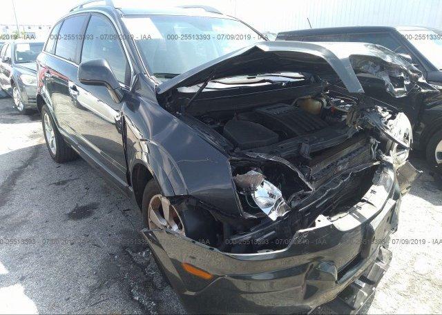 Inventory #633751067 2015 Chevrolet CAPTIVA