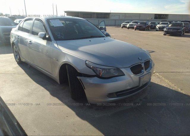 Inventory #222723355 2008 BMW 528