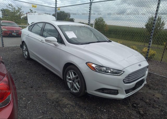 Inventory #828626092 2015 FORD FUSION