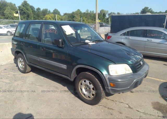 Inventory #324165058 2001 Honda CR-V