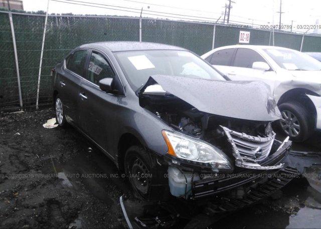 Inventory #655443245 2015 Nissan SENTRA