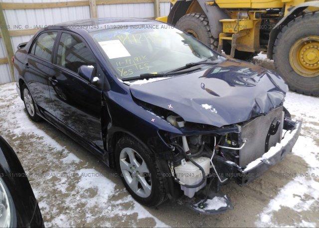 Inventory #600085370 2012 Toyota COROLLA