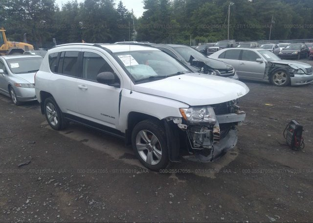 Inventory #729074381 2012 JEEP COMPASS