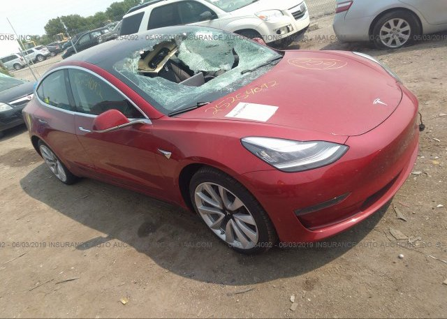 Inventory #921668156 2018 Tesla MODEL 3
