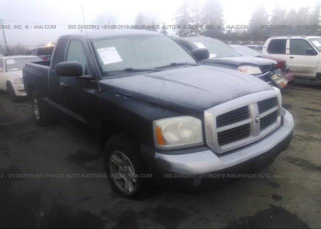 Inventory #160951703 2005 Dodge DAKOTA