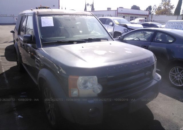 Inventory #814148140 2005 Land Rover LR3