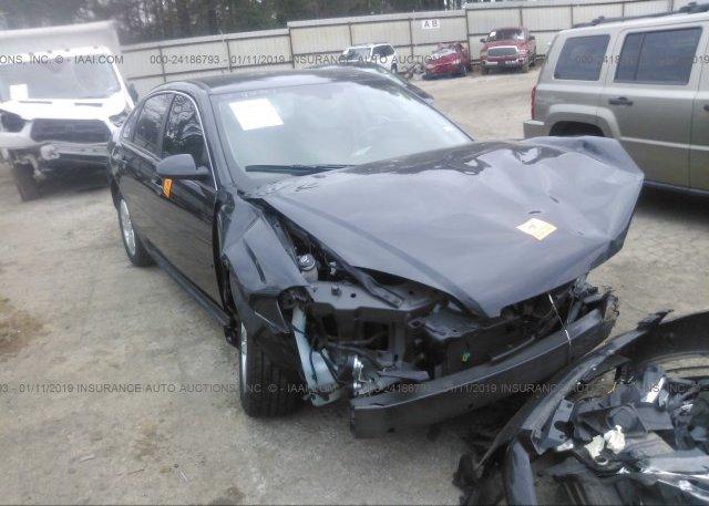 Inventory #908689660 2012 Chevrolet IMPALA