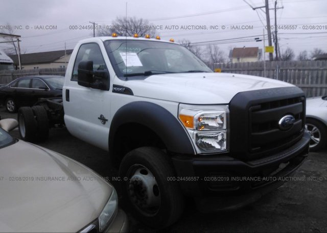 Inventory #770392073 2012 FORD F550