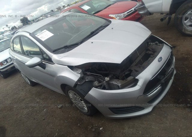 Inventory #181120710 2015 FORD FIESTA