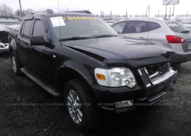Inventory #442556469 2008 FORD EXPLORER SPORT TR