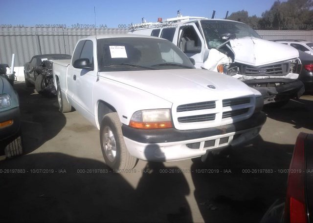 Inventory #934672896 1998 Dodge DAKOTA