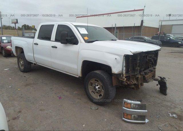 Inventory #109864968 2015 Chevrolet SILVERADO
