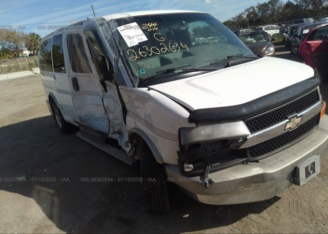 Inventory #435518209 2003 Chevrolet EXPRESS G1500