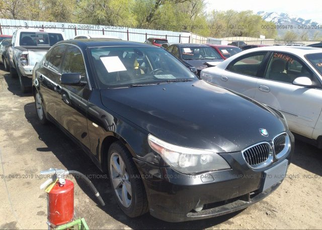 Inventory #715669785 2006 BMW 525