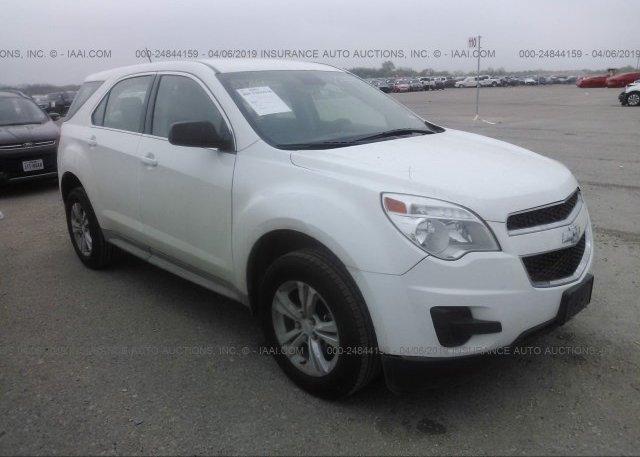 Inventory #488450939 2015 Chevrolet EQUINOX
