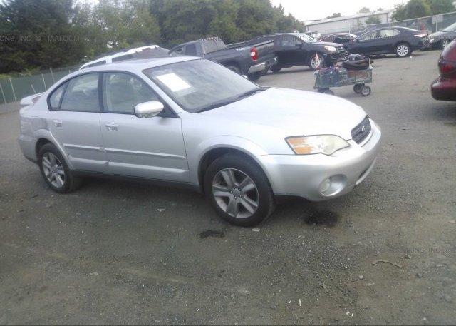 Inventory #684423011 2007 Subaru LEGACY