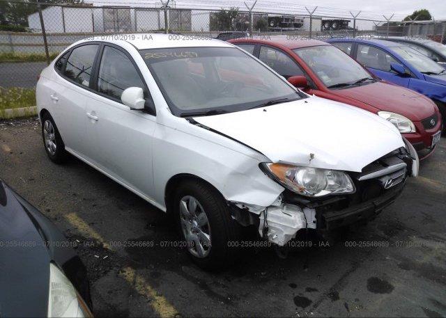 Inventory #462041341 2008 Hyundai ELANTRA