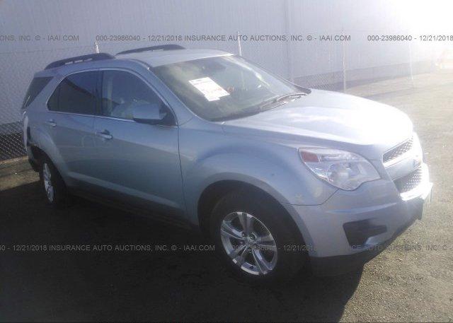 Inventory #980154542 2014 Chevrolet EQUINOX