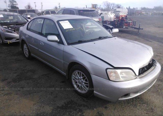 Inventory #914359816 2003 Subaru LEGACY