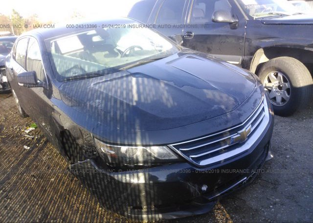 Inventory #978098751 2015 Chevrolet IMPALA