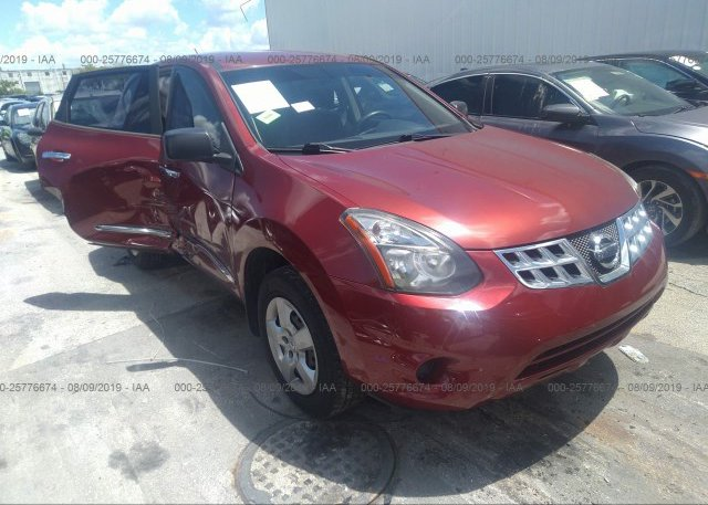 Inventory #653162904 2014 Nissan ROGUE SELECT