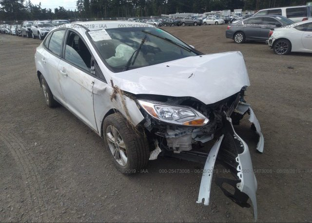 Inventory #918459605 2014 FORD FOCUS
