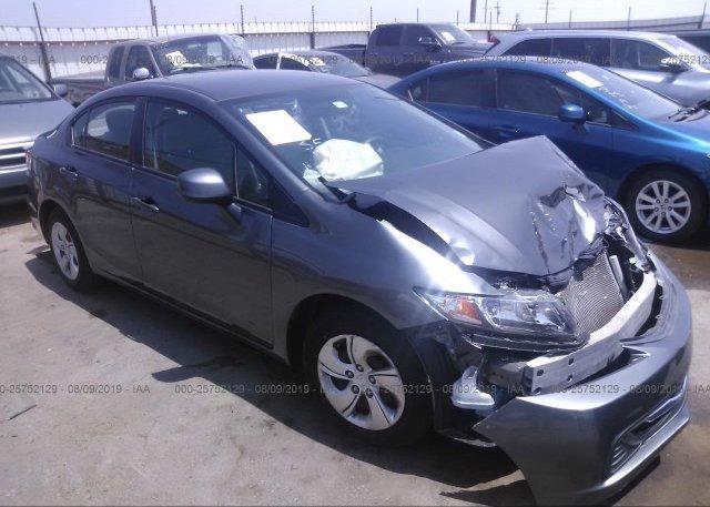 Inventory #648230505 2013 Honda CIVIC