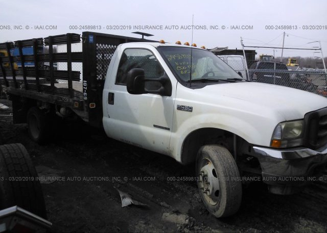 Inventory #386509576 2003 FORD F450
