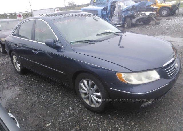 Inventory #965885800 2006 Hyundai AZERA