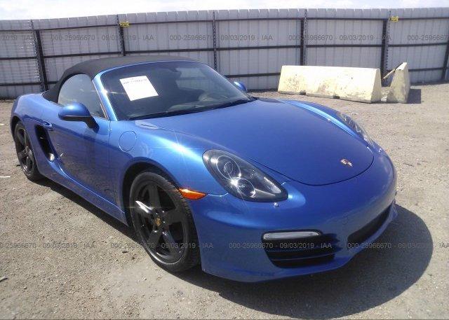 Inventory #428098028 2014 Porsche BOXSTER