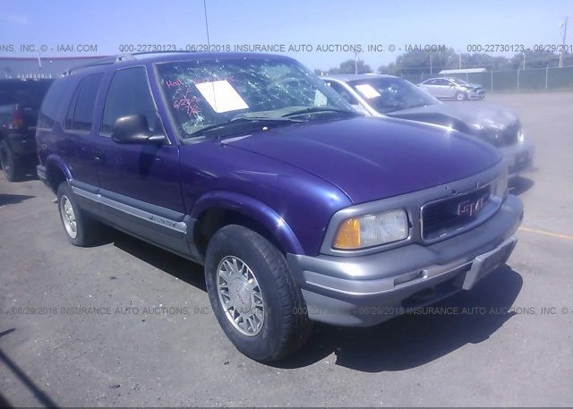 Inventory #451801857 1995 GMC JIMMY