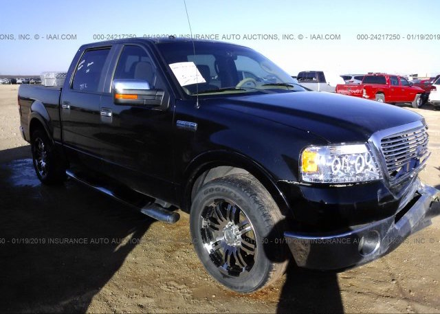 Inventory #538473904 2007 FORD F150