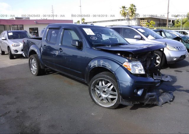 Inventory #424617453 2015 Nissan FRONTIER