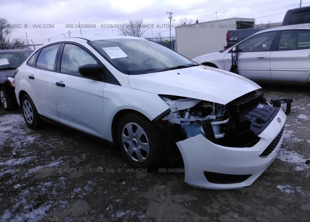 Inventory #721055061 2018 FORD FOCUS