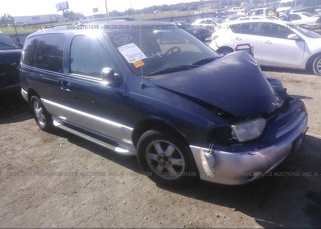 Inventory #801466717 2001 Nissan QUEST
