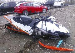 2010 ARCTIC CAT ZR 800 - 4UF10SNW5AT108751 Left View