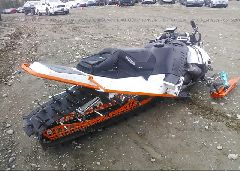2010 ARCTIC CAT ZR 800 - 4UF10SNW5AT108751 rear view