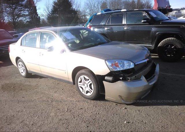 Inventory #401047209 2006 Chevrolet MALIBU