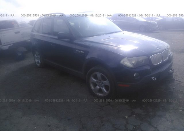 Inventory #923898426 2007 BMW X3