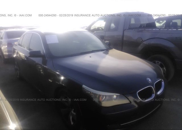 Inventory #996010370 2008 BMW 528