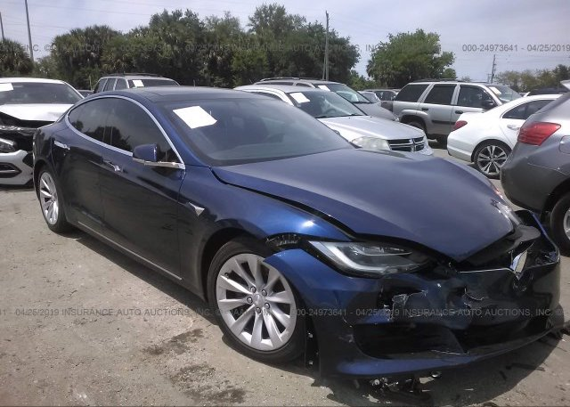 Inventory #674936891 2016 Tesla MODEL S
