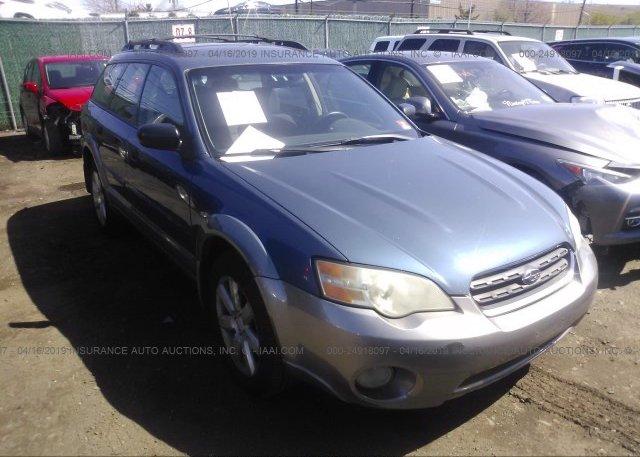 Inventory #223272201 2006 Subaru LEGACY
